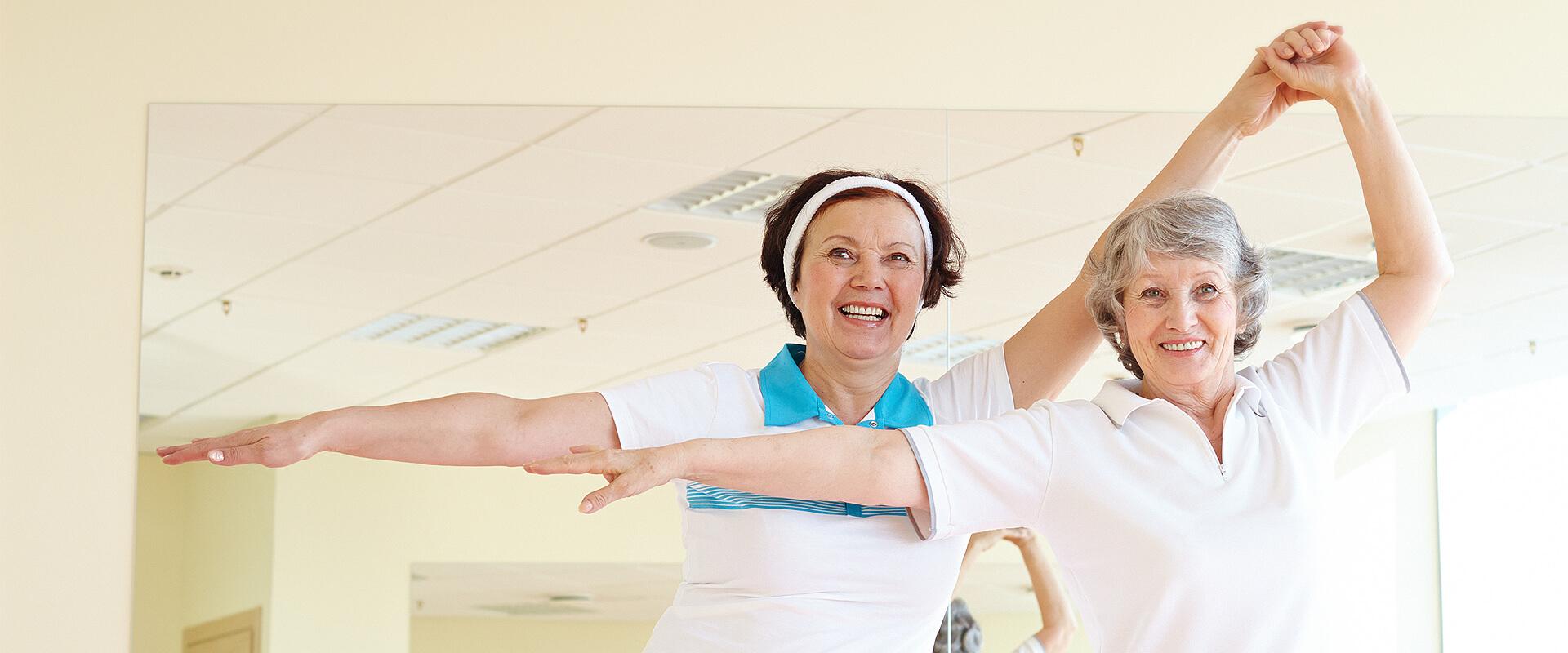 Bezpłatna gimnastyka dla Seniorów