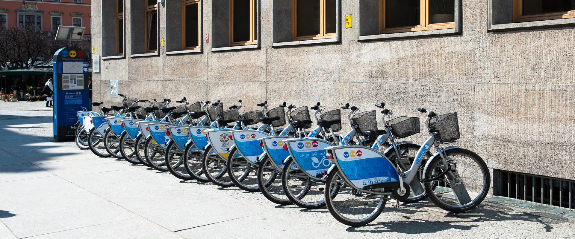 Wrocławskie Rowery Miejskie