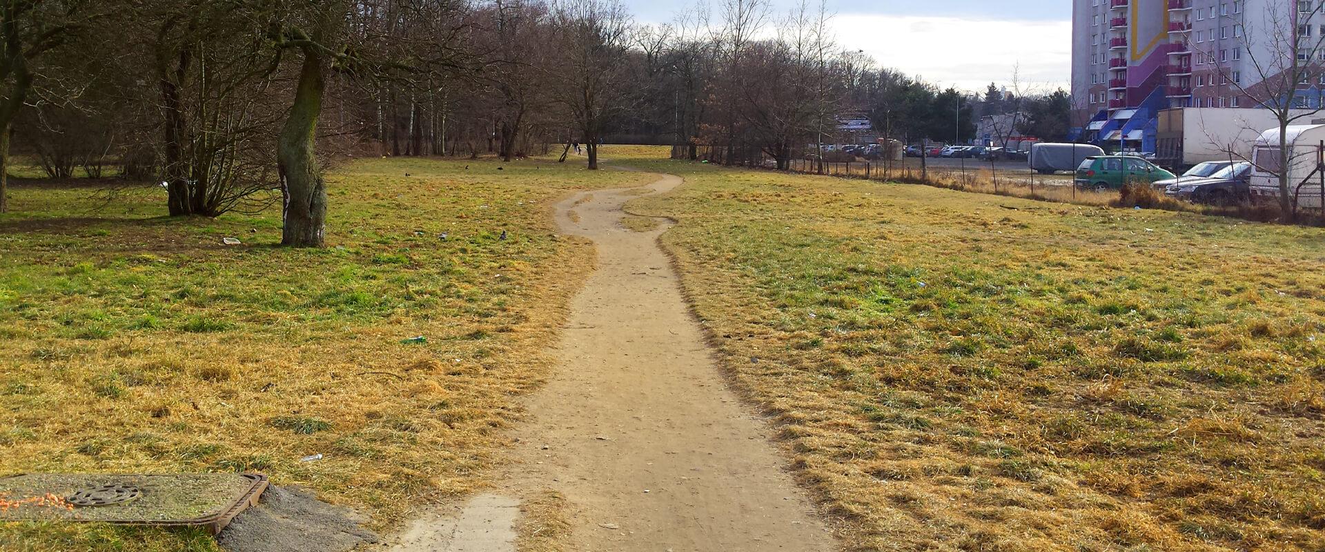 Ścieżka - Kozanów