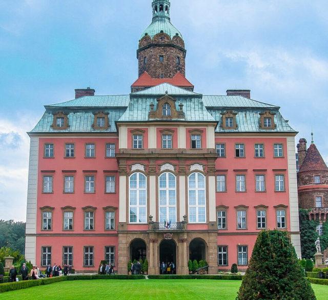 Zamek Książ - Wałbrzych