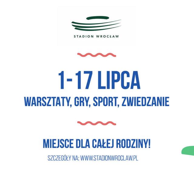 Lato na Stadionie Wrocław 2019
