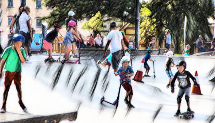 Skatepark Pilczyce